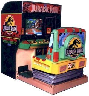 borne arcade fusil
